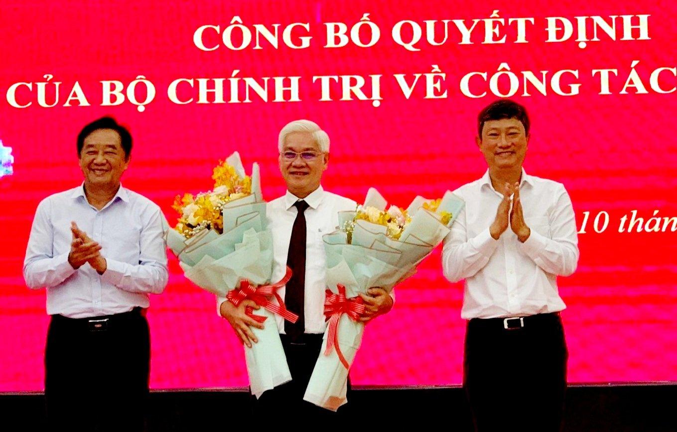 Phê chuẩn ông Võ Văn Minh làm Chủ tịch UBND tỉnh Bình Dương