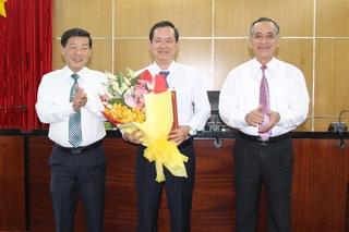 Phó tổng Becamex IDC làm Giám đốc Sở Công thương Bình Dương
