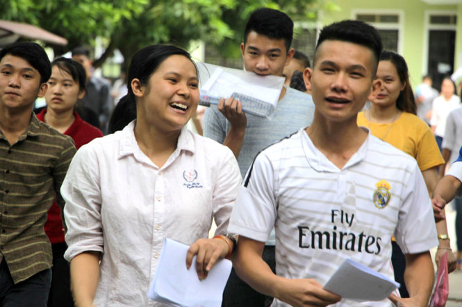 Giao tuyển sinh ĐH CĐ cho các trường