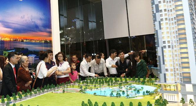Quỹ Nhật rót 500 triệu USD xây 8.000 căn hộ ở TP.HCM