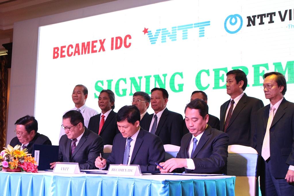 VNTT cung cấp hạ tầng trung tâm dữ liệu cho BTV
