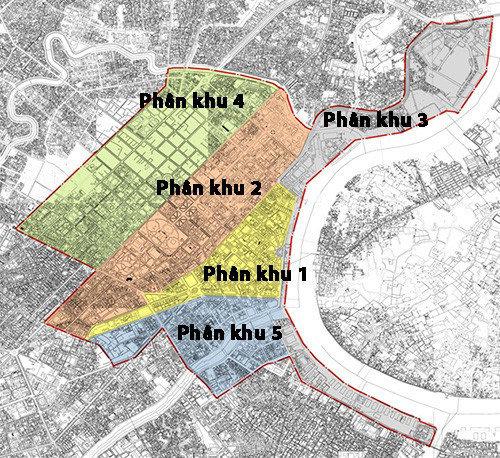 Tăng nhiệt bất động sản các khu trung tâm mới của TP.HCM
