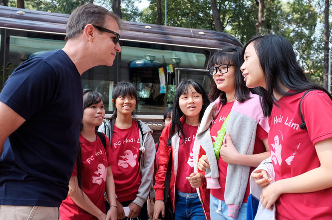 Người trẻ giúp sức cho đầu tàu Thành phố Hồ Chí Minh ra sao