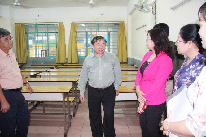 Đồng Nai miễn phí xe buýt cho thí sinh thi THPT quốc gia