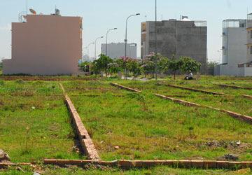 Bình Dương siết phân lô bán nền đất nông nghiệp