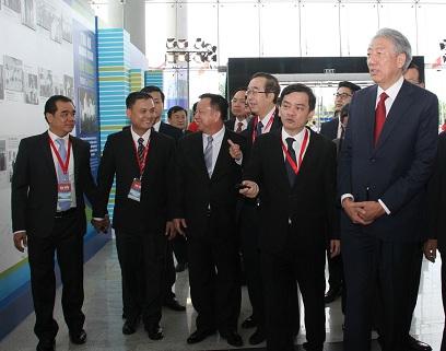 KCN Việt Nam - Singapore phát triển cả đô thị