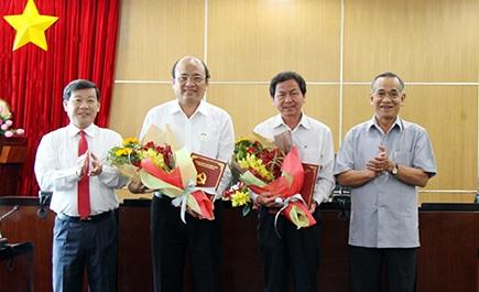 Phó Bí thư Thủ Dầu Một làm Phó giám đốc Đài truyền hình Bình Dương